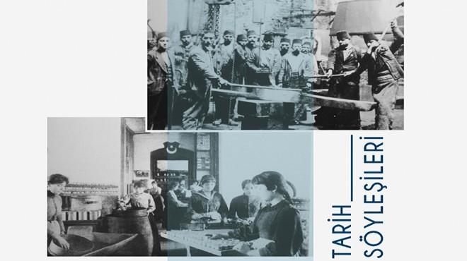 'Emeğin tarihi' APİKAM masasında!