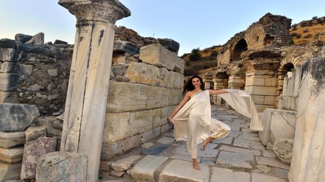 Miss Universe Için Efes Antik Kenti Klibi