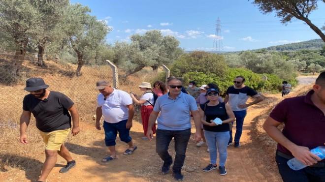 'Olivelo Park' katılımcı anlayışıyla doğuyor