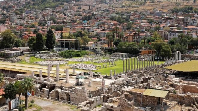 'Tarihi' oturum: Büyükşehir Meclisi Agora'da toplanacak