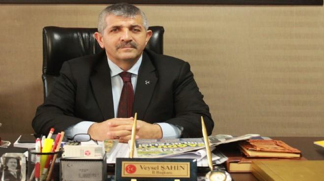 'Yurt' polemiğine MHP de katıldı... Şahin'den CHP'ye sert sözler!