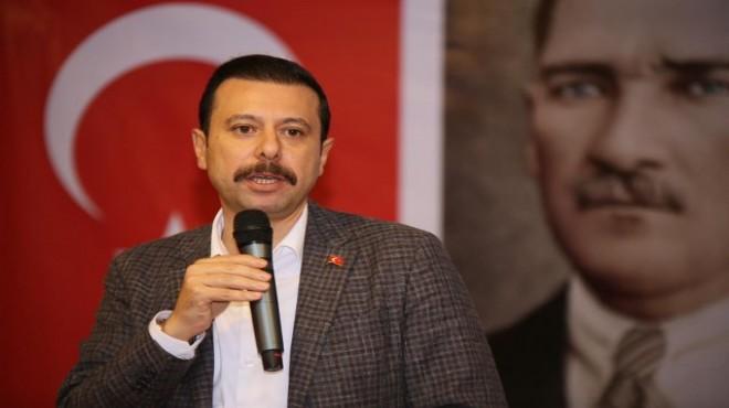 AK Partili Kaya'dan CHP'li Yücel ve Soyer'e 'İzmirlilik' çıkışı!