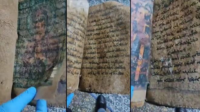 1 milyon dolar değerinde İncil ele geçirildi
