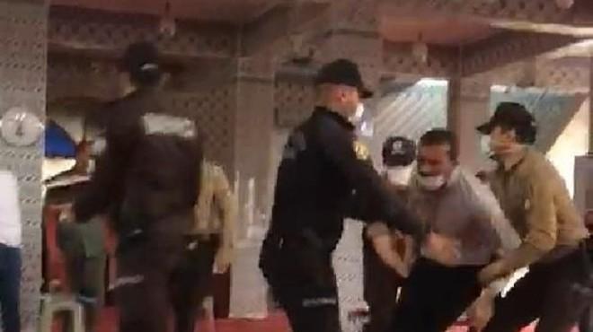 3 camide sivil itaatsizlik eylemi: 76 gözaltı!