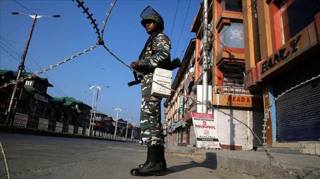 50'den fazla ülkeden Hindistan'a Keşmir çağrısı