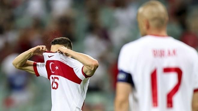 A Milli Takım EURO 2020'ye puansız veda etti