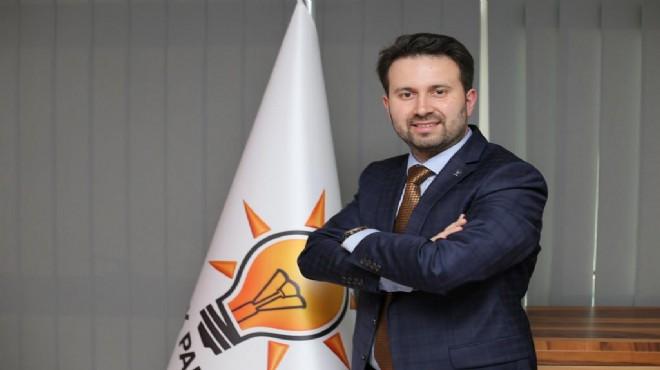 AK Parti'den Başkan Tugay'a sert tepki