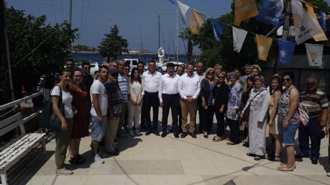 AK Partili Dağ: CHP sözde çok ama icraat yok!