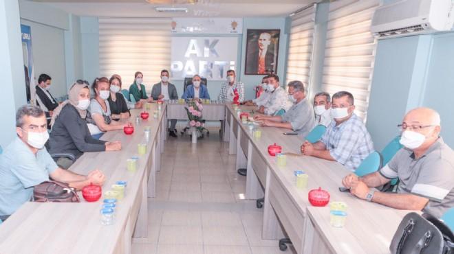 AK Partili Sürekli'den Çiğli'ye TOKİ müjdesi