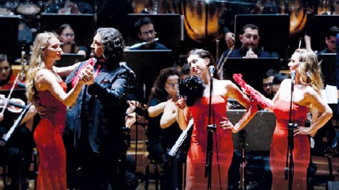 Adnan Saygun'da müzik şöleni