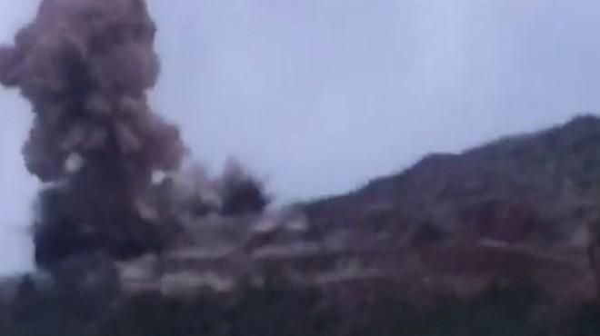 Akkuyu inşaat alanında patlama!