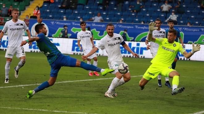 Altay'dan Süper Lig'e süper dönüş!