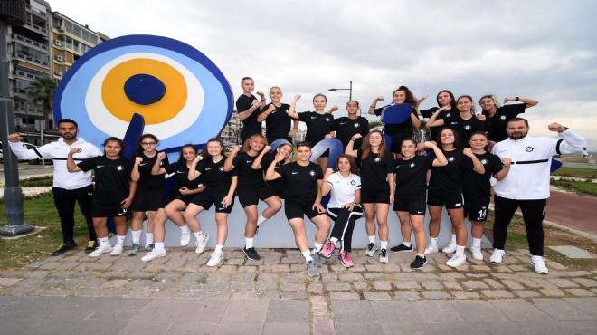 Altay kadın futbol takımı sezona hazır