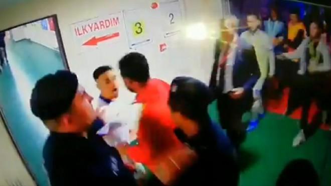 Altınordu Teknik Direktörü Eroğlu'na eski oyuncusundan saldırı girişimi!