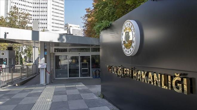 Ankara'dan Avrupa ülkelerine PKK uyarısı