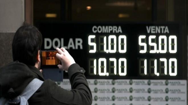Arjantin'de seçim sonucu piyasalara çöküş getirdi