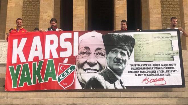 Başkent te İzmir günü: Anıtkabir de kalpler, statta vekiller bir oldu!