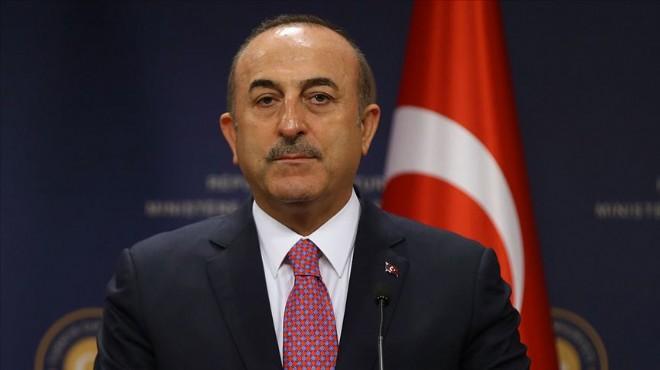 Bakan Çavuşoğlu: Trump'ın 20 mil sözü var