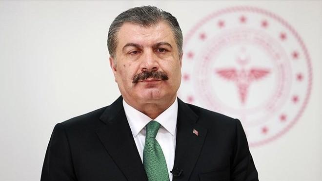 Bakan Koca'dan Sinovac'a yatırım daveti