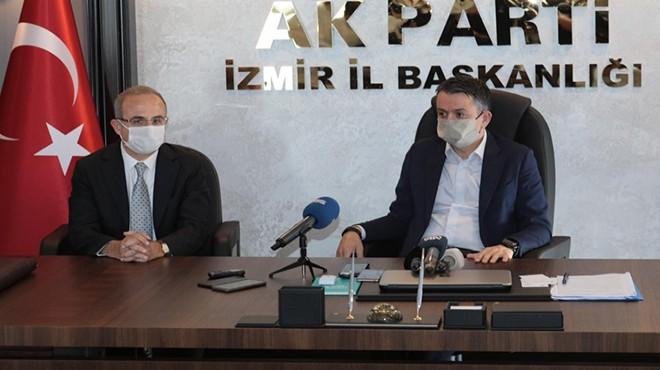 Bakan Pakdemirli'den İzmir'e yeni yatırım paketi müjdesi!