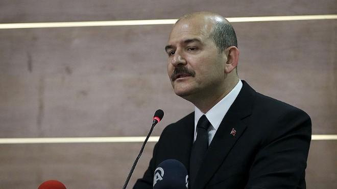 Bakan Soylu'dan 'İzmir' mesajı: Bir çete daha çökertildi!