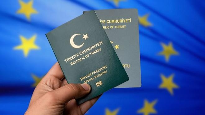 Bakanlıktan kritik yeşil ve gri pasaport açıklaması