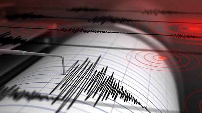 Balıkesir'de korkutan depremler: İzmir de sallandı!