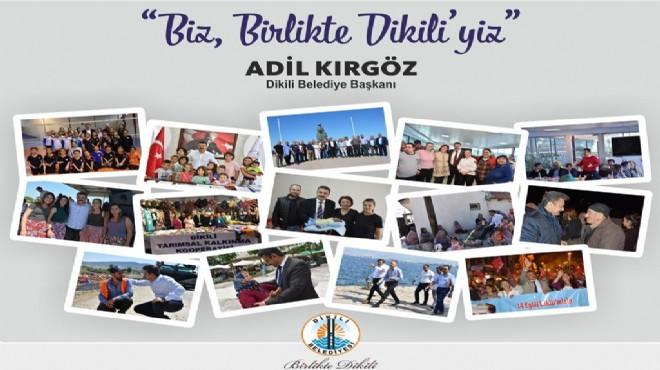 Başkan Kırgöz'ün 1 yılı: Dikili'de neler değişti?