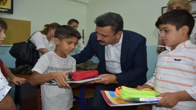 Başkan Kırgöz'den öğrencilere 'set' sürprizi