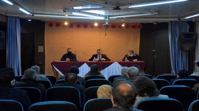 Başkan Kırgöz'den muhtarlar zirvesi