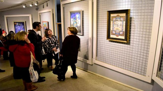 Bornova'da Mevlana için 'Vuslat' sergisi