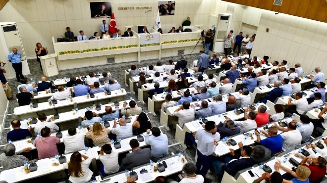 Büyükşehir'de Bayram sonrası meclis mesaisi: Hangi kararlar alındı?