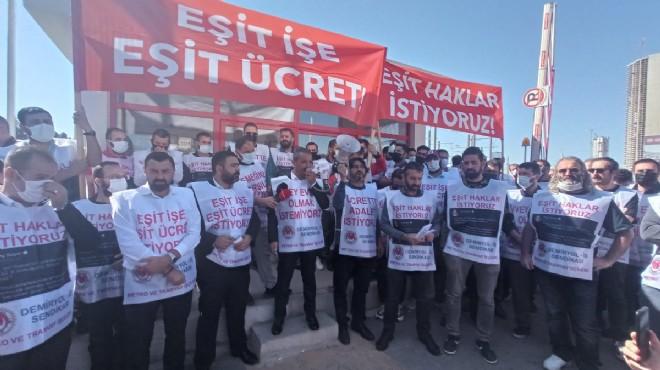 Büyükşehir'den flaş 'grev' açıklaması: Sendika hangi teklifleri reddetti?