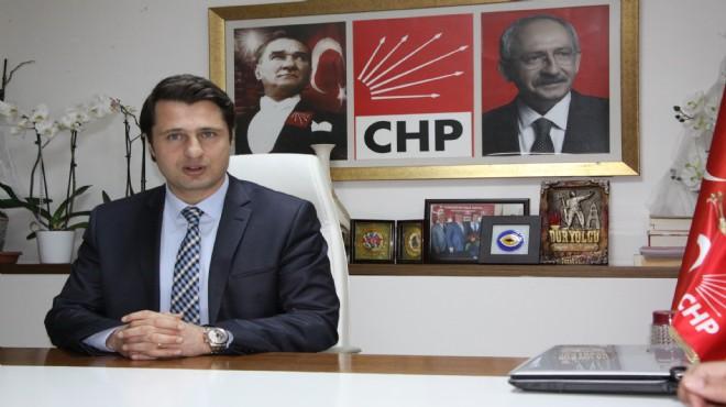 CHP İl Başkanı Yücel Nevşehir'de 3 gün kampta!