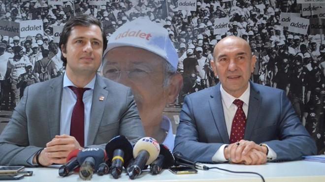 CHP İzmir'de tam kadro virüs zirvesi!