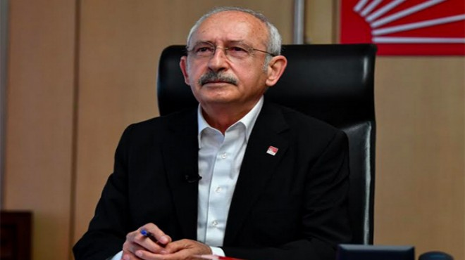 CHP Lideri'nden İzmirli başkanlarla 'online' zirve!