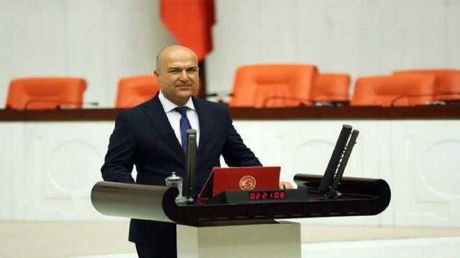 CHP'li Bakan'dan 'çoklu baro sistemi' çıkışı
