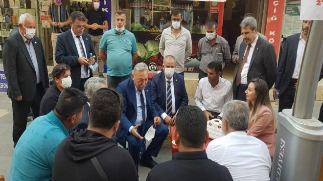 CHP'li Bayır'dan Şırnak'ta KOBİ mesaisi!