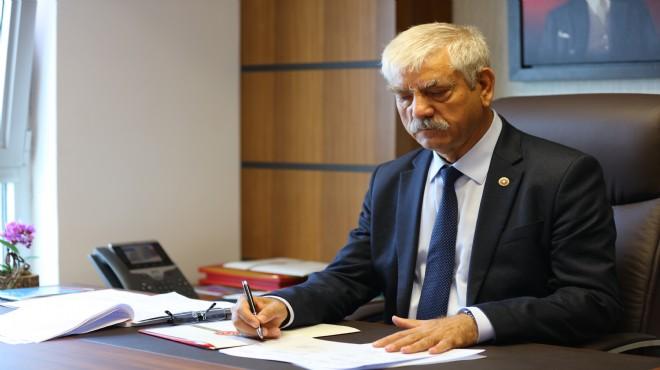 CHP'li Beko 1200 işçinin hakkını sordu