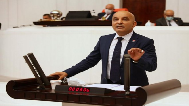CHP'li Polat: Pakdemirli'nin başarı geçmişi yok!