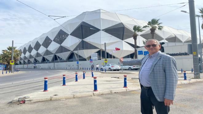 CHP'li Sertel Alsancak Stadı'nı Meclis'e taşıdı: İzmir cezalandırılıyor mu?