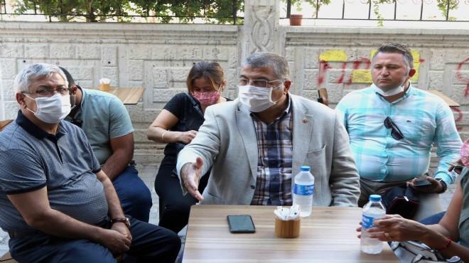 CHP'li Sındır işten çıkarmaları Meclis'e taşıdı: Bakan Selçuk'a 8 soru!