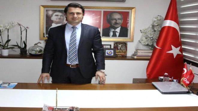 CHP'li Yücel'den 'insan hakları' mesajı!