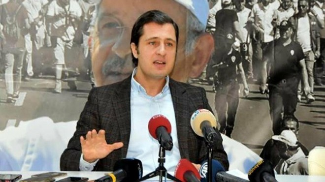 CHP'li Yücel'den 'tartışmalı bağış kararı'na tepki!