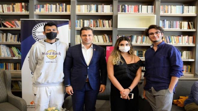CHP'li Yücel öğrencilerle buluştu: 'Devri sabık', ittifak ve 'grev' sorularına çarpıcı yanıtlar!