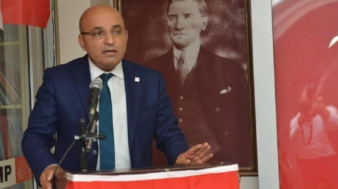 CHP'li Polat'tan DEÜ Rektörlüğü'ne tepki: Militanlık yapmak yerine...