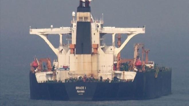 Cebelitarık'taki İran tankeri serbest bırakıldı