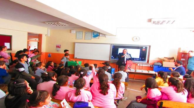 Çiğli'de ders: Çevre ve atık yönetimi