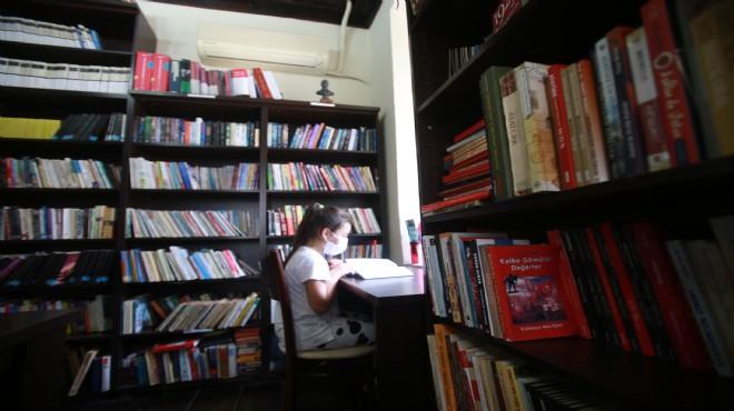 Çocuklar Reşat Nuri Kitaplığı'nda buluşuyor