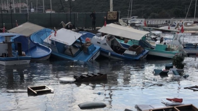 Depremde kaybolan tekne 1 yıl sonra bulundu!